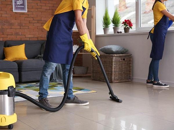 dịch vụ vệ sinh chung cư, căn hộ