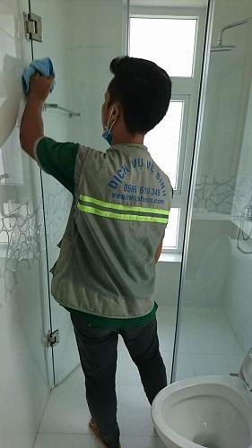 Giá dịch vụ vệ sinh