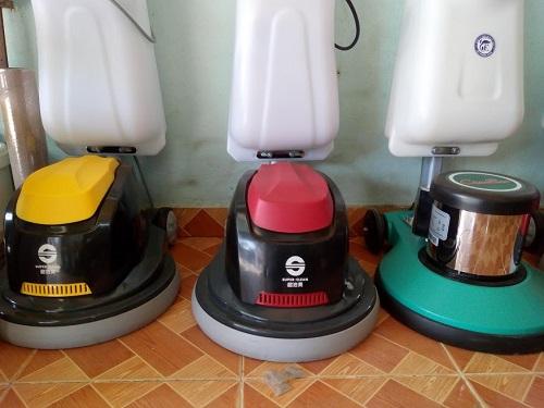 Hệ thống máy dịch vụ tổng vệ sinh